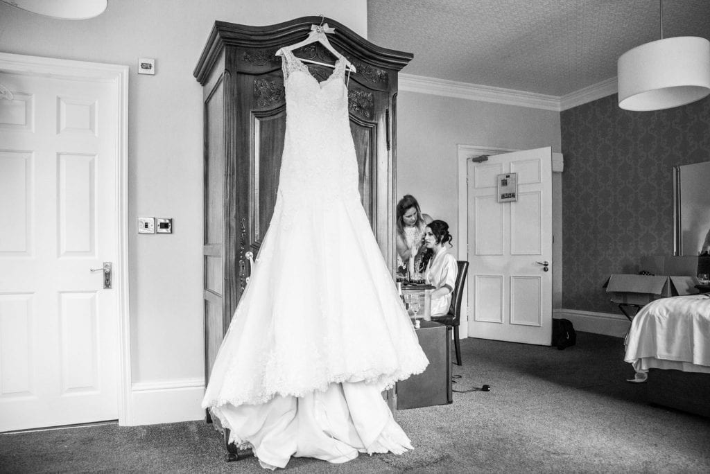 Bartle Hall Wedding Photography