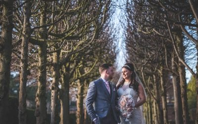 Thornton Manor Wedding with Natalie and Andy