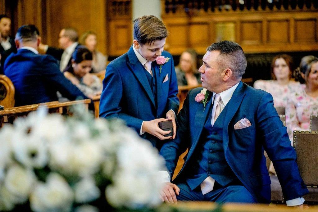 Vincent Hotel Southport Wedding Photographer - Ollie Gyte Photography
