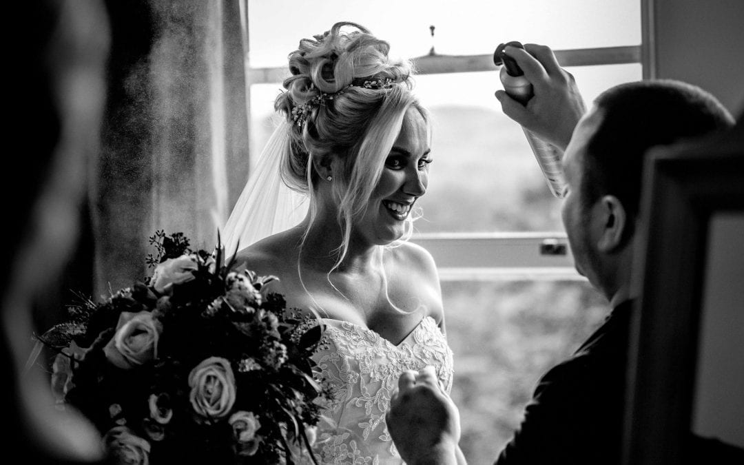 Wedding Photographer Photographed by Ollie Gyte Photography