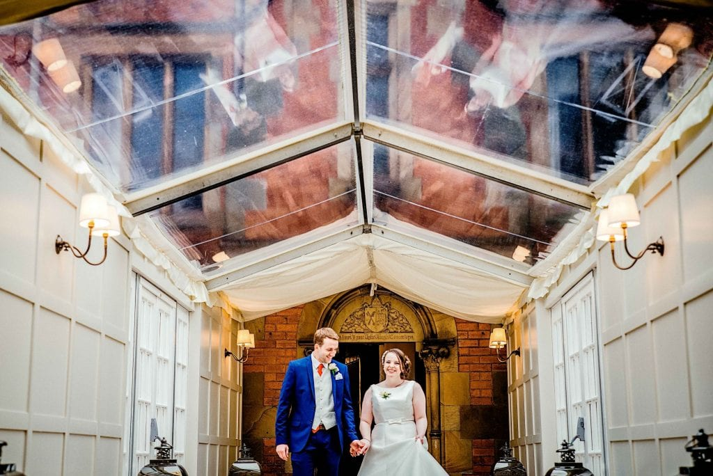 Soughton Hall Hotel Wedding Chester Wedding Photographer Photographed by Ollie Gyte Photography