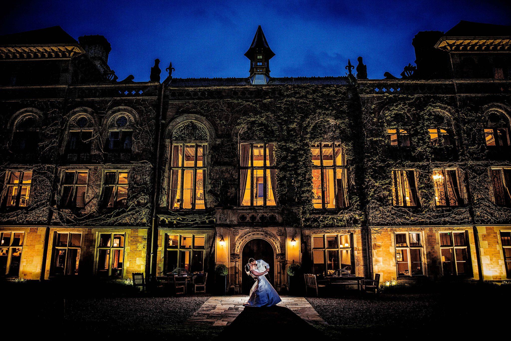 20Soughton Hall Hotel Wedding Chester – by Ollie Gyte Photography