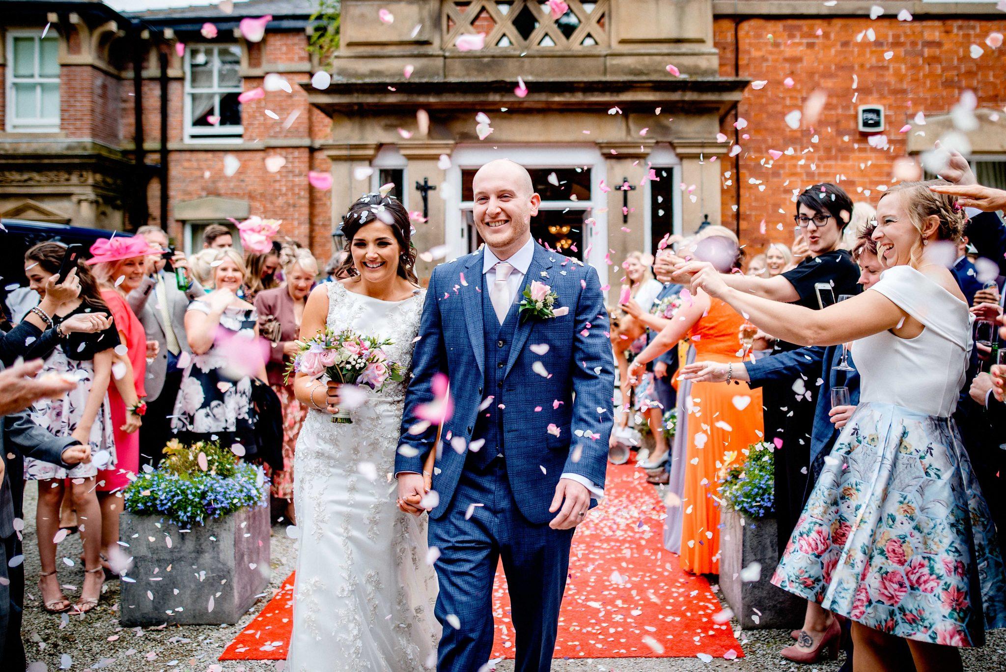 24 Barlte Hall Preston Wedding Photography Photographed by Ollie Gyte Photography