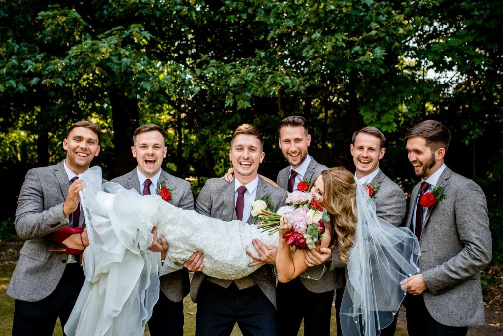 Ashfield House Wedding