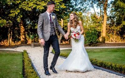Ashfield House Wedding Photographer // Keira & Matt
